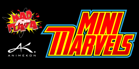 Frutee Mini Marvels Cosplay Tournament