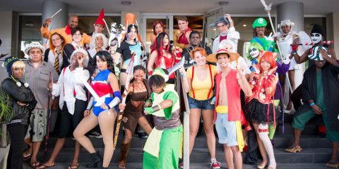 Frutee Group Cosplay Tournament