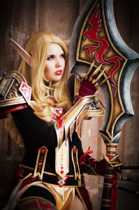 Kamui - World of Warcraft - Paladin