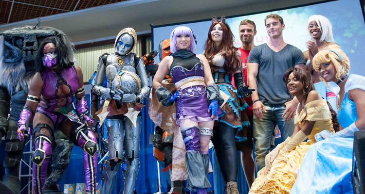 Frutee Cosplay Tournament